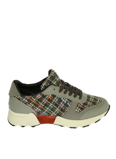 Black Pepper Sneakers Gri